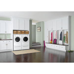 Gallery - Frigidaire 3.9 Cu.Ft Front Load Washer