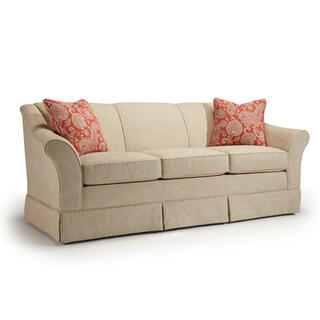 EMELINE SOFA 0SK Stationary Sofa