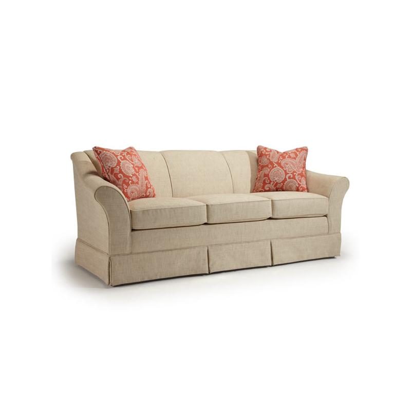 EMELINE SOFA 0SK Stationary Sofa