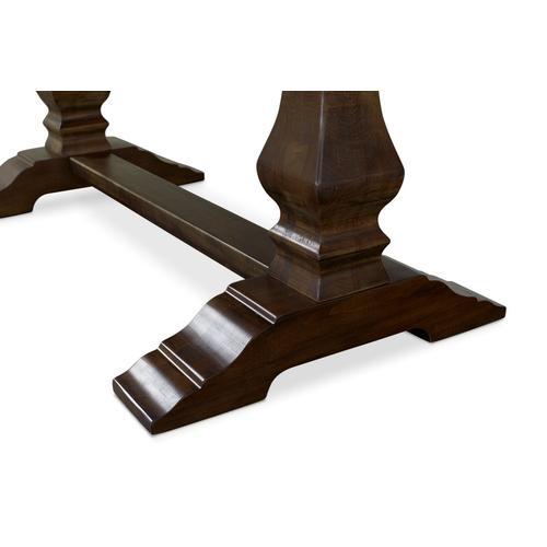 Bassett Furniture - Harvest Maple Dining Table