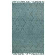 See Details - Pergola Teal Flat Weave 5x8