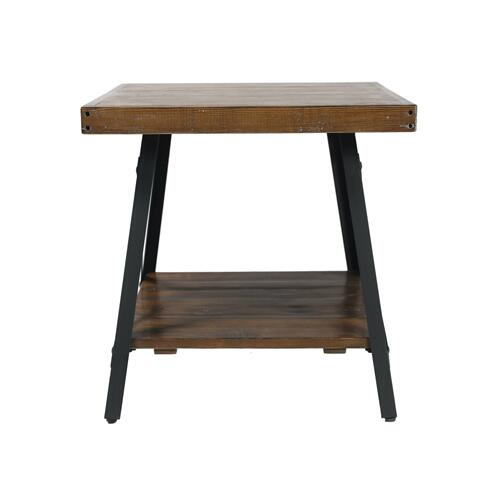 Emerald Home Chandler End Table Natural T100-1d