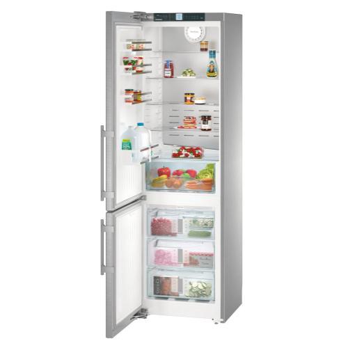 Liebherr - Fridge-freezer with NoFrost