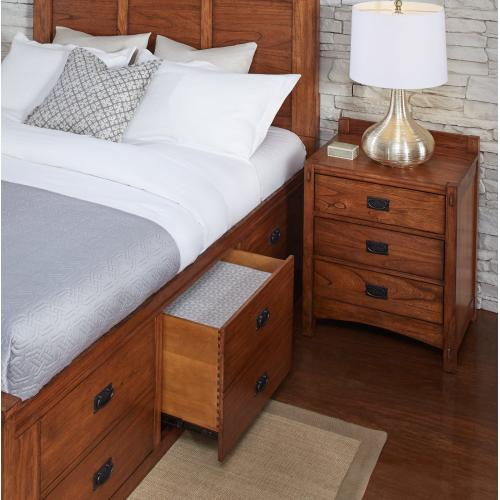A America - Cal King Captain Bed