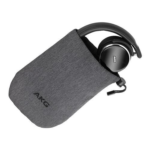AKG N60 Noise Cancelling Headphones, Black