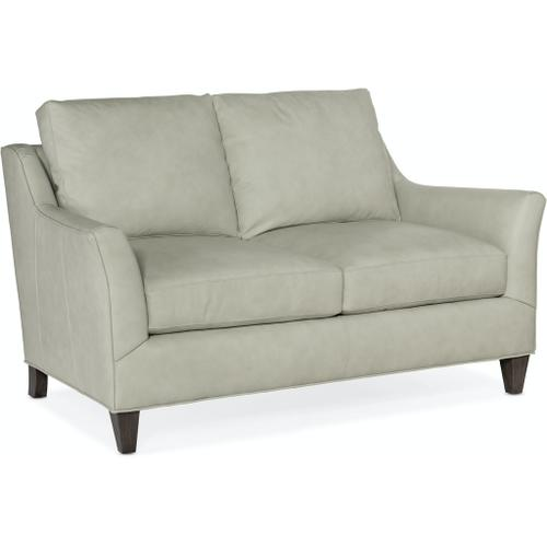 Bradington Young Marleigh Stationary Loveseat 8-Way Tie 772-75