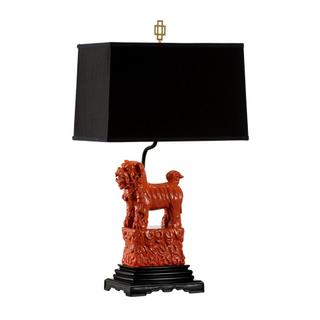 Foo Foo Lamp - Red (left)