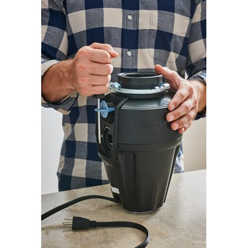 Prep Series 1/2 Horsepower Garbage Disposal
