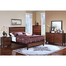 5/0 Queen Headboard & Footboard