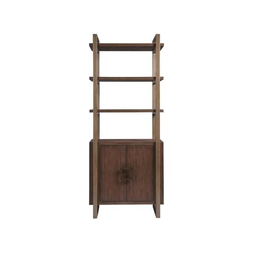 Marrone Vertex Bookcase