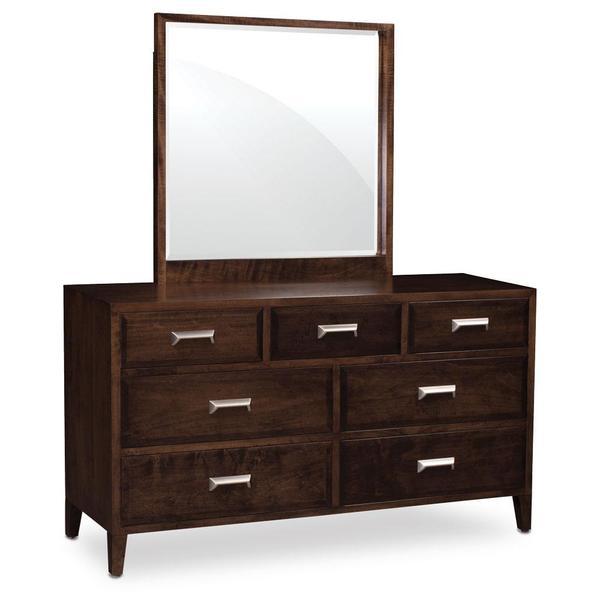 "See Details - Beaumont 7-Drawer Dresser, 60 ""w x 18""d x 33 ""h"