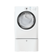 See Details - Front Load Gas Dryer with IQ-Touch Controls - 8.0 Cu. Ft.