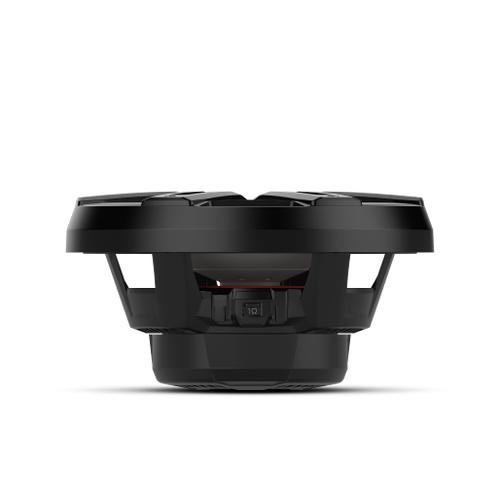"""Rockford Fosgate - M2 12"""" DVC 2 Color Optix™ Sealed Enclosure Marine Subwoofer - Black"""
