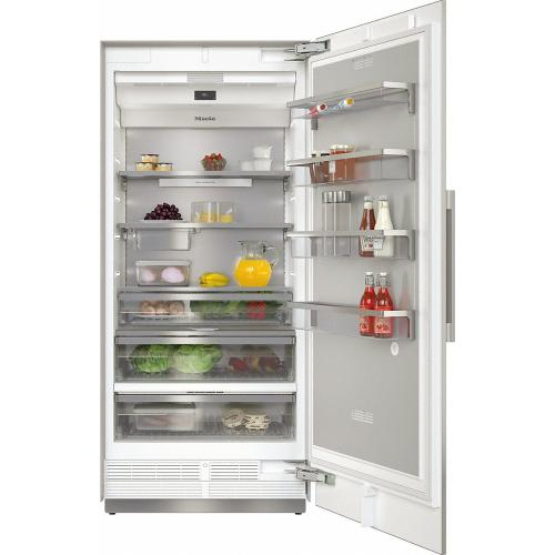 K 2901 SF MasterCool refrigerator For high-end design and technology on a large scale.