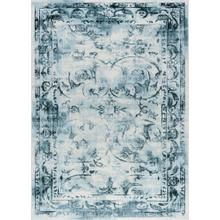 Concept - CNC1011 Blue Rug (Multiple sizes available)
