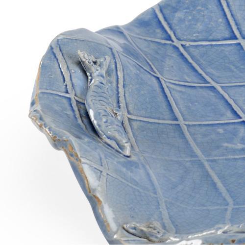 Blue Cast Net Tray