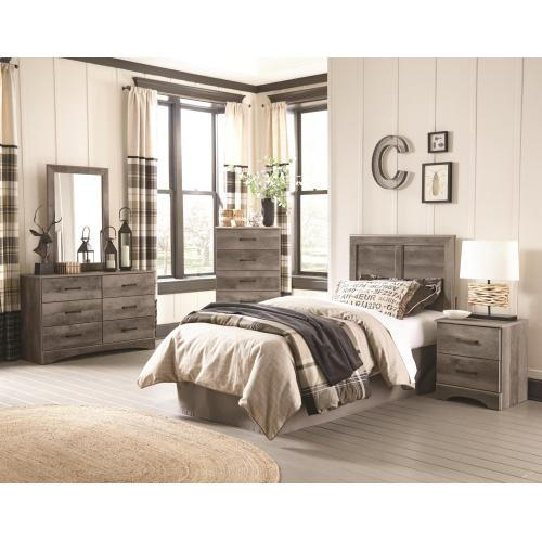 4 PIECE BEDROOM SET
