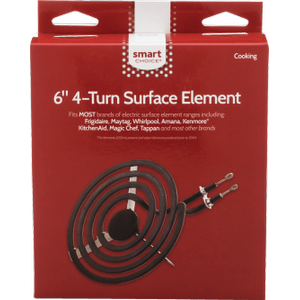 FrigidaireSmart Choice 6'' 4-Turn Surface Element, Fits Most