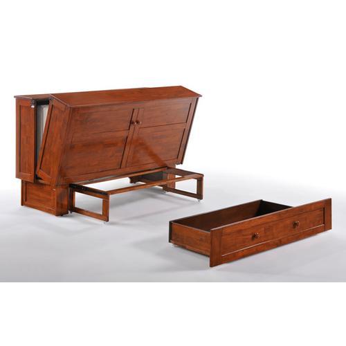 Gallery - Clover Murphy Cabinet Bed