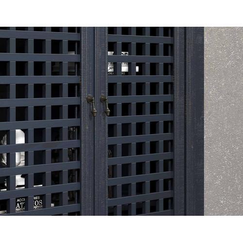 Steve Silver Co. - Rio 4-Door Accent Cabinet, Navy