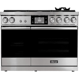 "Dacor  48"" Range, Stainless Steel, Natural Gas"