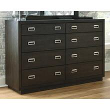 Hyndell Dresser Dark Brown