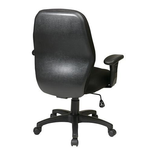 Icon Black Syncro Chair
