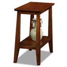 See Details - Narrow Chairside Table - Delton Collection #10405