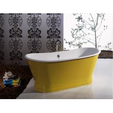 BALMORAL Cast Iron Bath