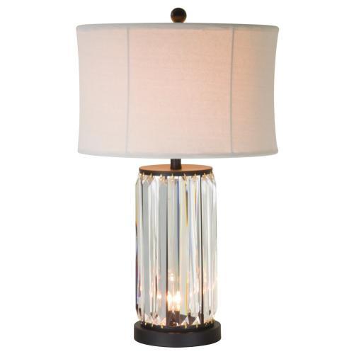 "Gallery - 24.75""H Table Lamp W/ Night Light"