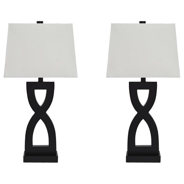 See Details - Amasai Table Lamp (set of 2)