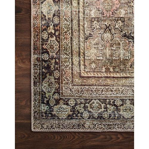 LAY-03 Olive / Charcoal Rug