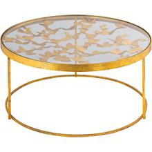 "Butterfly Coffee Table - 31"" W x 31"" D x 16"" H"
