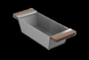 Bin 205039 - Walnut Fireclay sink accessory , Walnut Product Image