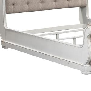 Liberty Furniture Industries - California King Uph Sleigh Bed Rails