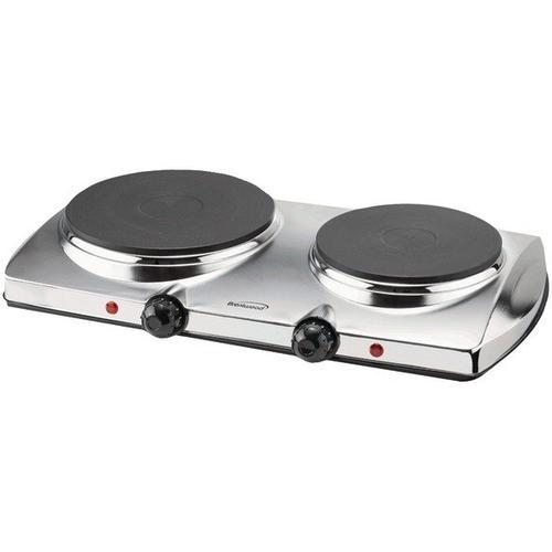 1,440-Watt Electric Double Hot Plate