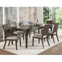 Elora 7 Piece Dining(Table & 6 Side Chairs)