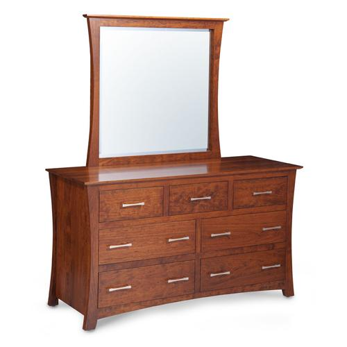 Loft 7-Drawer Dresser, Medium