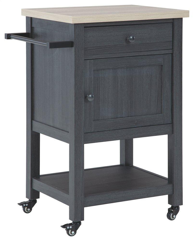 AshleyBoderidge Bar Cart