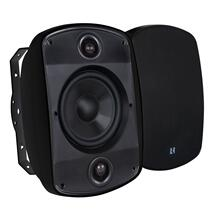 See Details - Acclaim 5 Series OutBack 6.5-Inch 2-Way Single-Point Stereo Outdoor Speaker (Black)