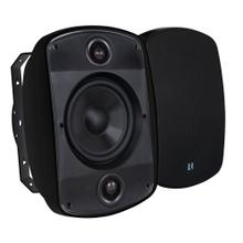Acclaim 5 Series OutBack 6.5-Inch 2-Way Single-Point Stereo Outdoor Speaker (Black)