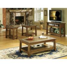 Craftsman Home - Coffee Table - Americana Oak Finish