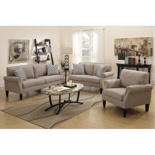 Gallery - 3-pcs Sofa Set