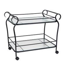 See Details - Ramsgate Tea Cart - Obscure Glass