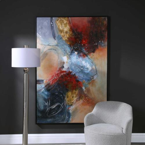 Product Image - Summer Sunset Hand Painted Canvas