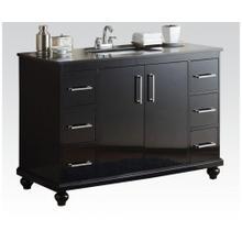 Bk Sink Cabinet W/bk Marble @n