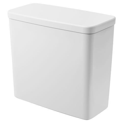 Eurocube 1.28GPF Left-hand Toilet Tank Only