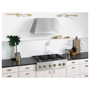 "Monogram 36"" Professional Gas Rangetop With 6 Burners (Natural Gas) - Coming Spring 2021"