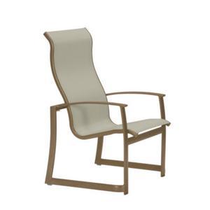 Tropitone - MainSail High Back Dining Chair