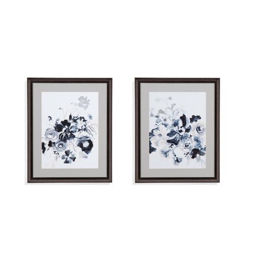Bassett Mirror Company - 2 PC Floral Entanglement